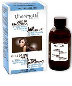 Vai alla scheda dettagliata di olio lino puro dhermaoil