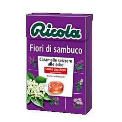 Vai alla scheda dettagliata di ricola fiori sambuco s/zuc 50g